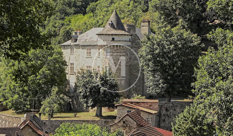 Château Villefranche-de-Rouergue