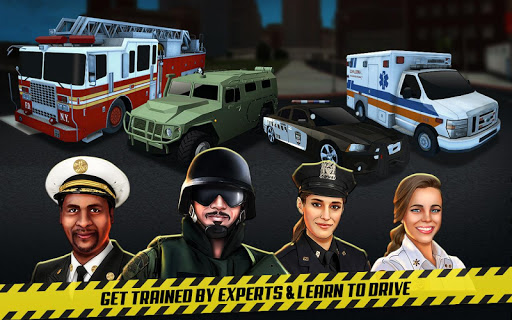 Emergency Car Driving Simulator 1.1 de.gamequotes.net 5