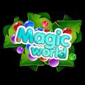 Magic World- Bubble Shooter icon