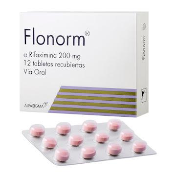 Flonorm 200Mg Tabletas Caja