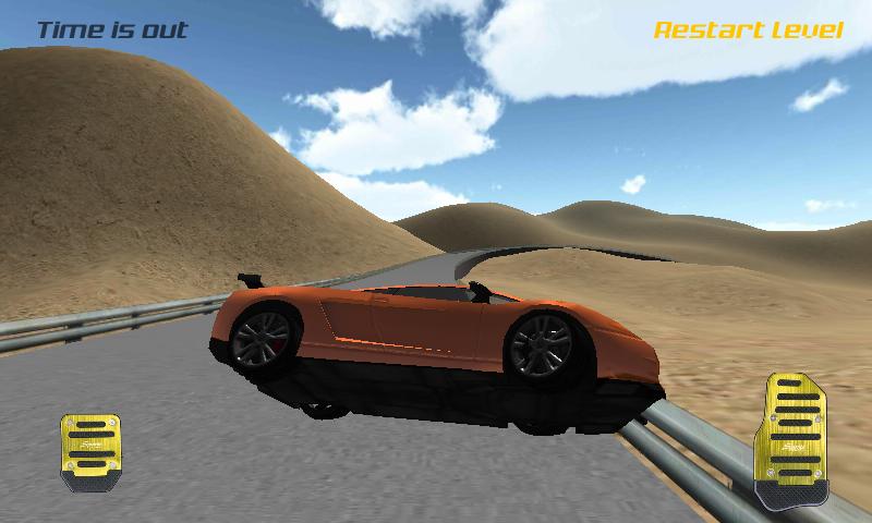 Скриншот Extreme Racing Sports car