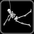 Cheerful Skeleton icon