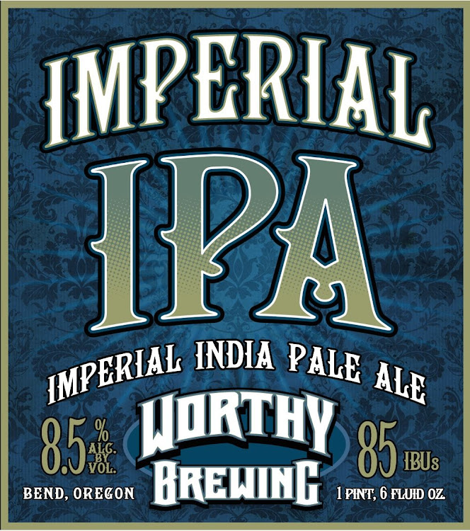 Logo of Worthy Imperial IPA