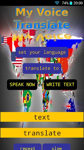 My Voice Translate