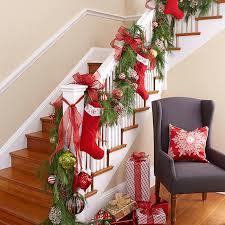 Картинки по запросу как украсить лестницу к новому году