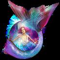 Shiny Underwater Mermaid Theme icon