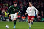 ? Eriksen lachte het laatst nadat Ierse fans hem plaagden over de vermeende affaire tussen zijn vrouw en Jan Vertonghen