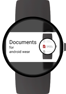Documents for Android Wear Screenshot 8
