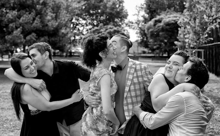 Nhiếp ảnh gia ảnh cưới Vali Negoescu (negoescu). Ảnh của 28.09.2018