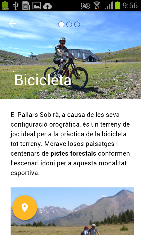 Pallars Sobirà- screenshot