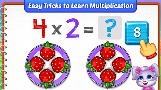 Multiplication Kids - Math Multiplication Tables android2mod screenshots 3