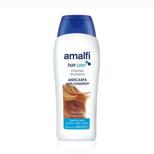 champú amalfi especifico anticaspa 500 ml