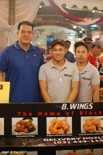 B Wings