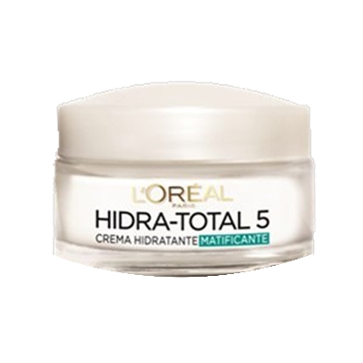 crema faciallorealhidra-total 5 hidratante matificante 50ml