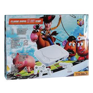 Consola de jocuri video retro - Super 8 BIT Game TY 368
