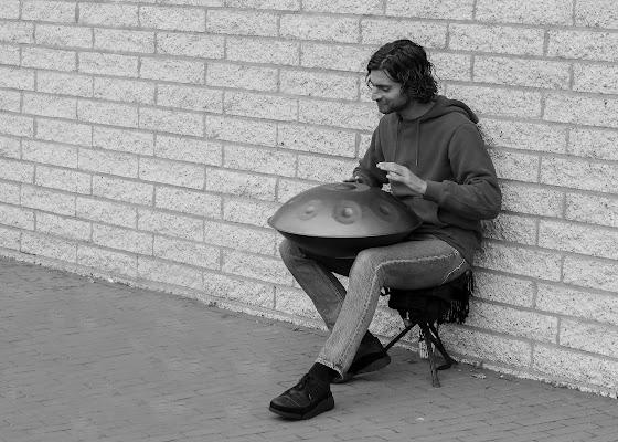 Musicista di strada di felix_
