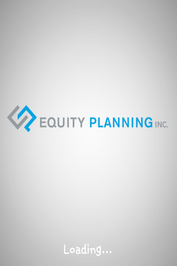 Equity Planning- screenshot