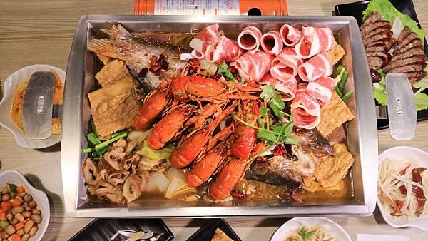 蜀山四川烤魚 竹北勝利店