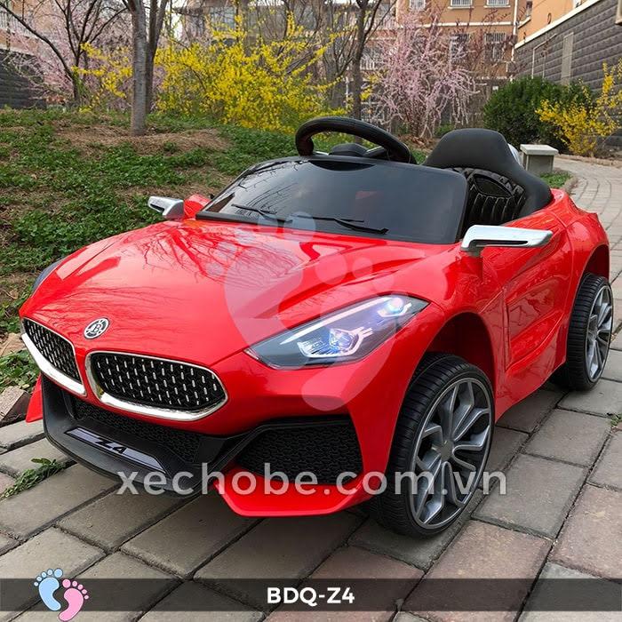 Xe ô tô điện cho bé BDQ-Z4 8