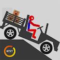 Spider Stickman Dismounting icon