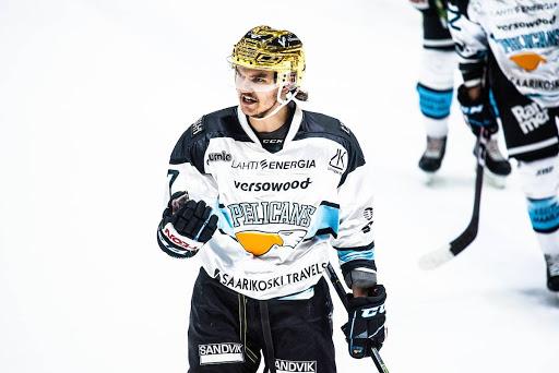 Oliwer Kaski sai keskiviikkona komean tunnustuksen. (Kuva: Mikko Pylkkö)