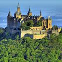 mountain castle live wallpaper icon