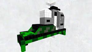 装甲車 「大日帝号 Mk-VI」(モデル)