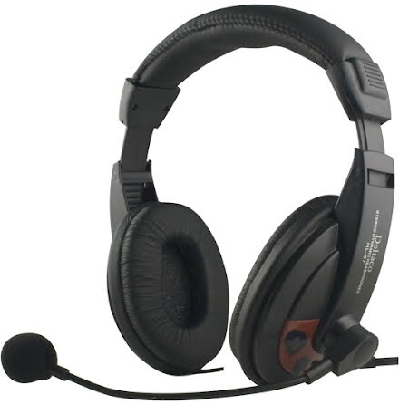 Headset Deltaco HL-56 .3,5mm