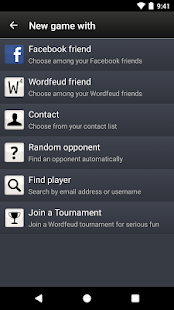 Wordfeud- screenshot thumbnail