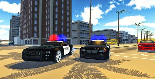 Police Car Driver 3D:Simulator