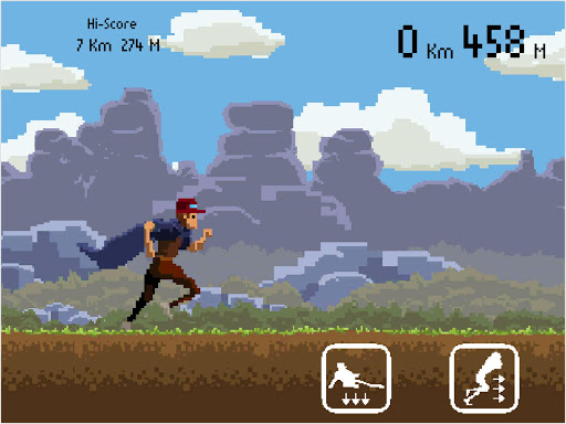Oh My Run! (Forrest) apkmind screenshots 6