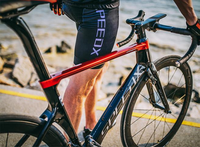 SpeedX Leopard bicicleta