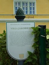 Photo: ... vormals 'Villa Jakobsen', erbaut 1873-1874 von Heinrich von Ferstel für Bankier Martin Jakobsen.