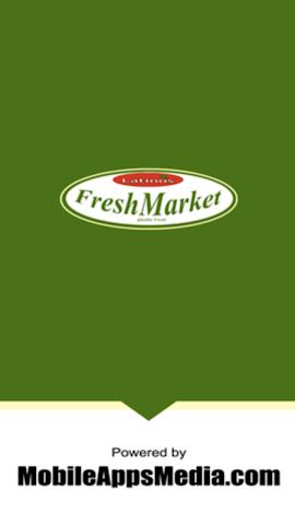 android LatinoSupermarket Screenshot 1