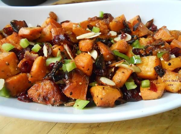 Roasted Sweet Potato Medley Recipe