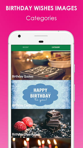 Screenshot for Birthday Wishes Images in United States Play Store