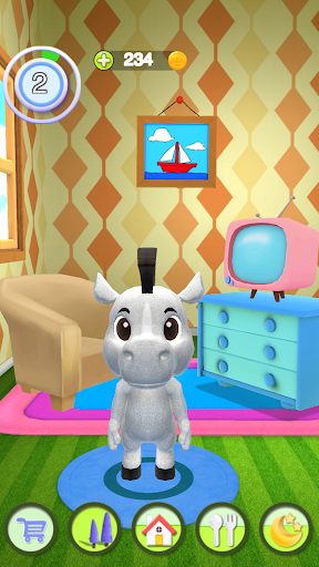 Talking Pony 2.12 screenshots 4