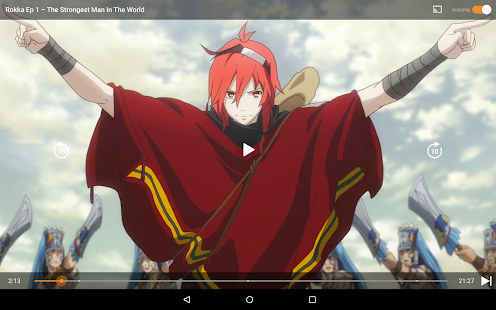 Crunchyroll - Anime and Drama Screenshot 14
