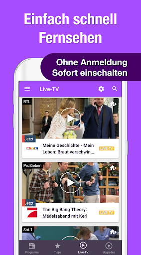 tv.de tv programm app screenshot 3