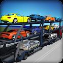 Multi Storey Transporter Truck icon