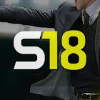 SEASON 18 - Jeu de gestion de football icon