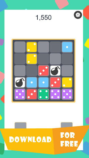 Seven - boxes merged game