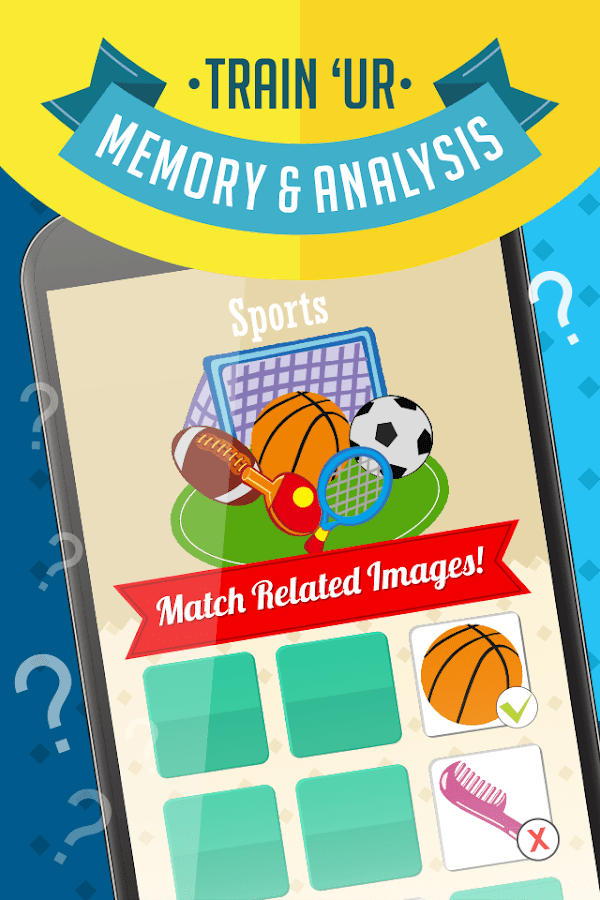 Matching Games : Brain Teaser- screenshot