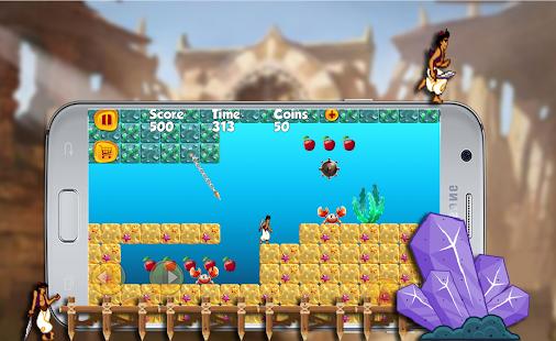Super Aladin Adventure World - náhled