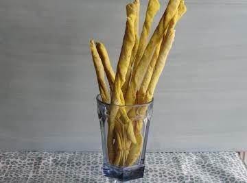 Easy Breadsticks