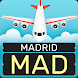 FLIGHTS Madrid Barajas Airport - Androidアプリ