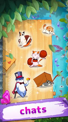 Code Triche Meowaii - Fusionner des chats mignons APK MOD screenshots 3