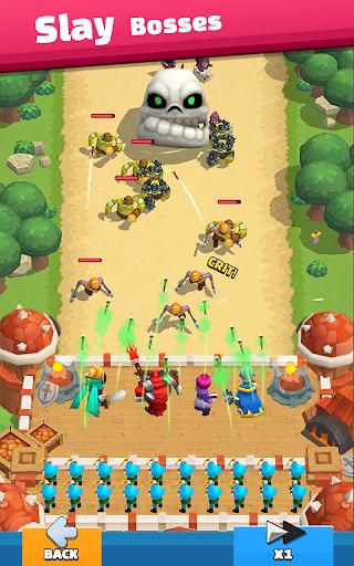 Wild Castle: 3D Offline Strategy Defender TD 0.0.50 screenshots 2