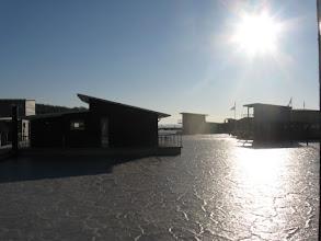 Photo: Mittagsruhe auf dem Eis