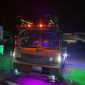アクティトラック HA4のカスタム事例画像 波物語船団さんの2021年10月20日22:13の投稿